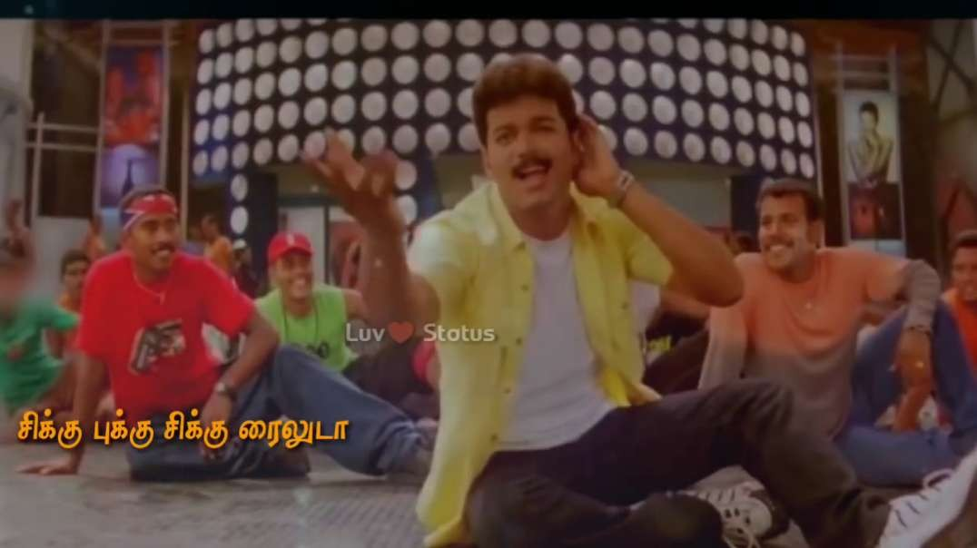 Whatsapp status Tamil video _ Folks hits _  Luv Status